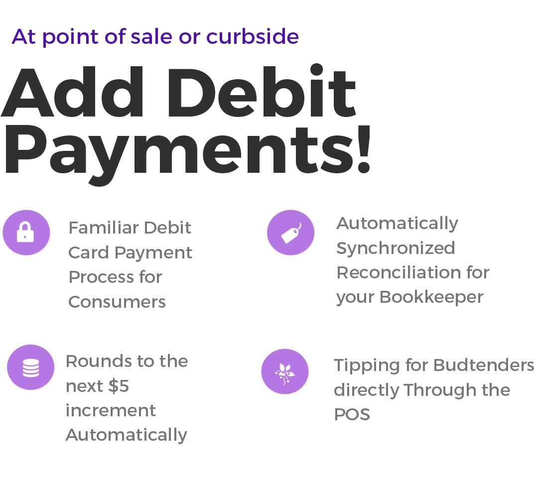 add debit